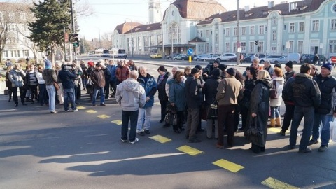 Bulgaria: Laid-off Staff of Bulgarian Burgas Shipyard Protest over Unpaid Wages