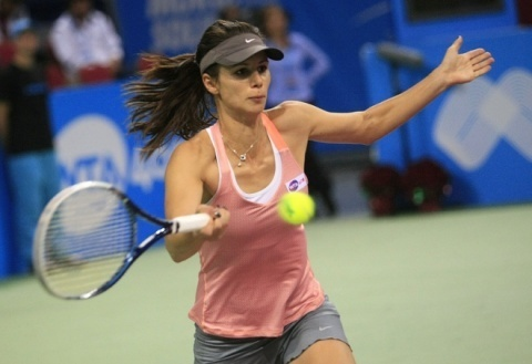 Bulgaria: Bulgaria's Pironkova Defeats 22nd Ranked Cirstea