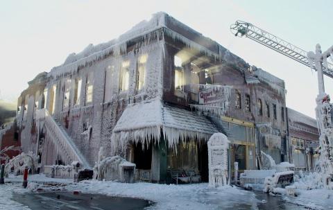 Bulgaria: Arctic Cold Grips North America, Kills 16