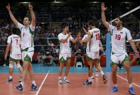 Bulgaria: Bulgarian Volleyballers Qualify for World Championship