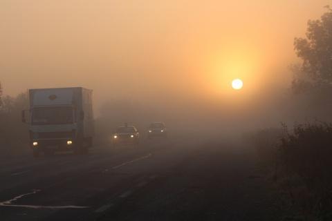 Bulgaria: Fogs Trouble Drivers Across Bulgaria