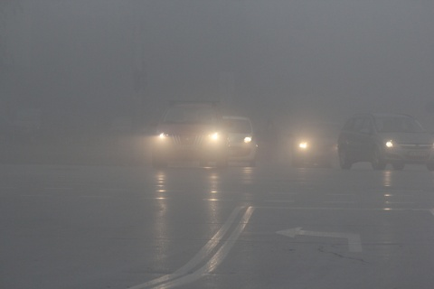 Bulgaria: Fog Leaves Air in Bulgarian Capital Heavily Polluted