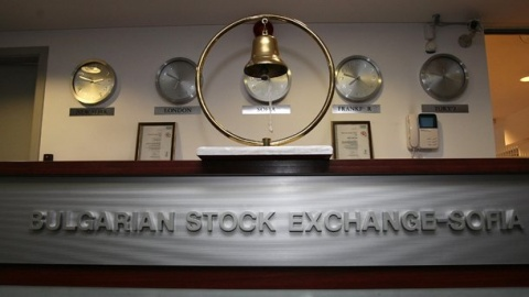Bulgarian Stock Exchange Boasts 76% Turnover Increase in 2013: Bulgarian Stock Exchange Boasts 76% Turnover Increase in 2013