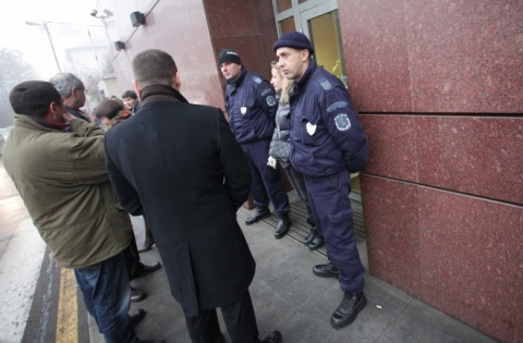 Reports of Sofia Armed Bank Robbery Refuted: Reports of Sofia Armed Bank Robbery Refuted