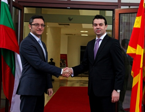 Bulgaria: FM: Bulgaria Stands behind Macedonia's EU Bid
