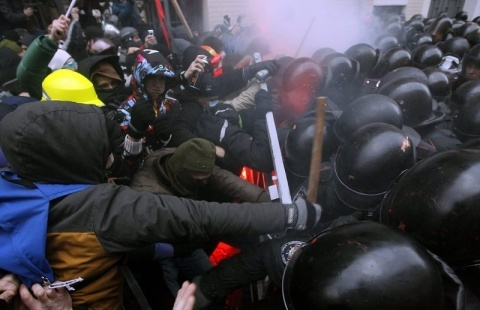 Bulgaria: Kiev Nationalist Trial Sparks Violent Riots