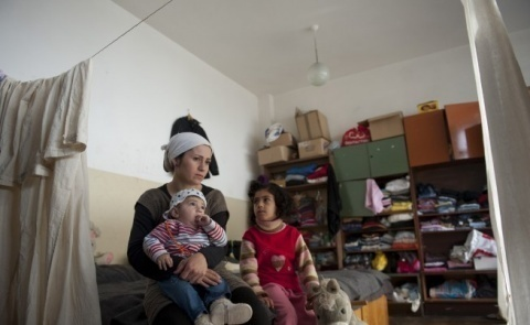 UN Notes Encouraging Change in Bulgaria's Refugee Treatment: UN Notes Encouraging Change in Bulgaria's Refugee Treatment