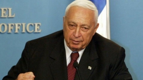 Bulgaria: Who Is Who: Late Ariel Sharon