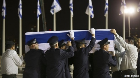 Bulgaria: Tight Israeli Security for Sharon's Funeral