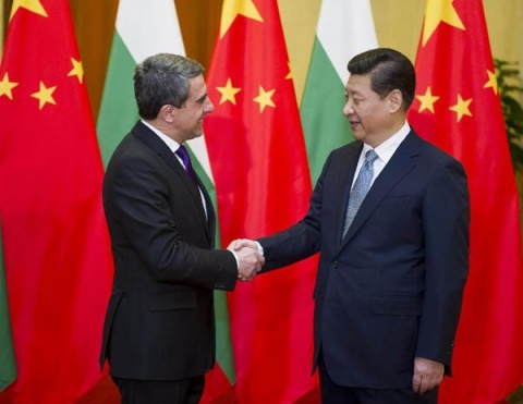Bulgaria: China, Bulgaria Announce All-Round Friendly Partnership