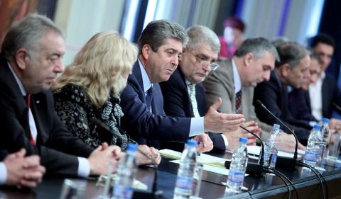 Bulgaria: PES President Needs Catharsis - Ex Bulgarian President
