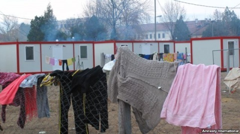 Bulgaria: Police Raid in Bulgarian Refugee Center, 70 Evicted