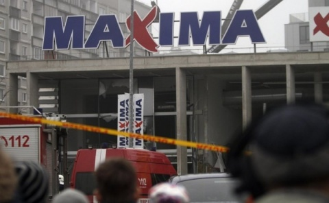 2nd 'Maxima' Roof Collapse Reported in Latvia: 2nd 'Maxima' Roof Collapse Reported in Latvia