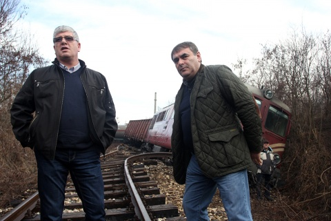 Bulgaria: Railway Theft That Caused Derailing Is Gross Crime - Bulgarian Min