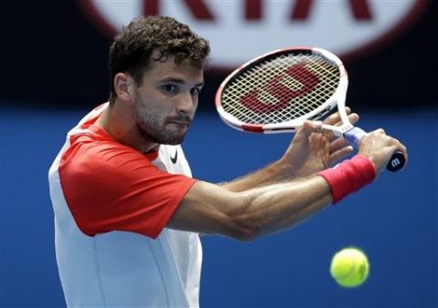 Bulgaria: Bulgaria's Grigor Dimitrov Reaches 1st Grand Slam Quarterfinal