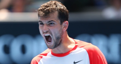 Bulgaria: Bulgaria's Dimitrov Looks Forward Clash against Rafael Nadal or Kei Nishikori