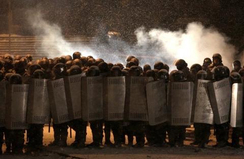 Bulgaria: US, EU Condemn Kiev Violence as 3 Protesters Die