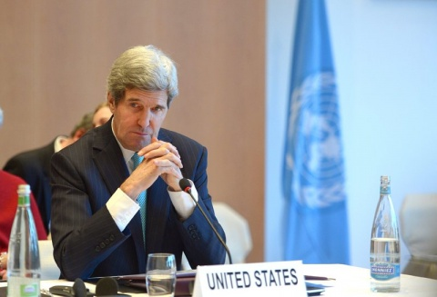 Bulgaria: No Place for Assad in Syria's Transition, Says John Kerry