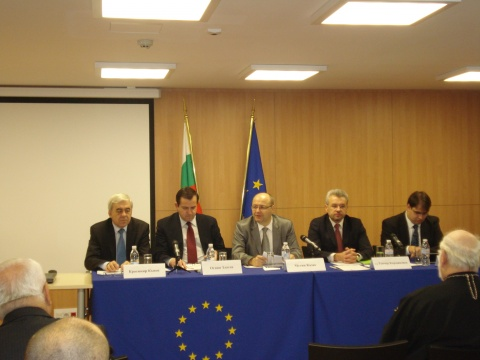 Bulgaria: Bulgarian MEP, Experts Unanimously Condemn Xenophobia Endemic