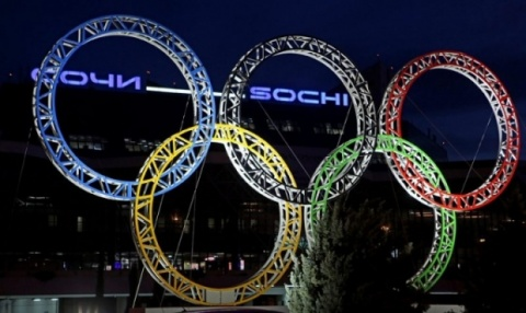 Bulgaria: 2014 Truce Wall Erected in Sochi as Olympic Fire Crosses Caucasus