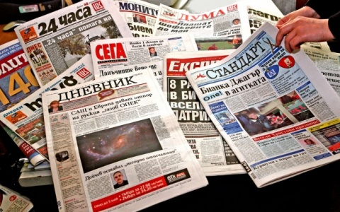 Bulgaria: Majority of Bulgarians Don't Believe in Media Independence