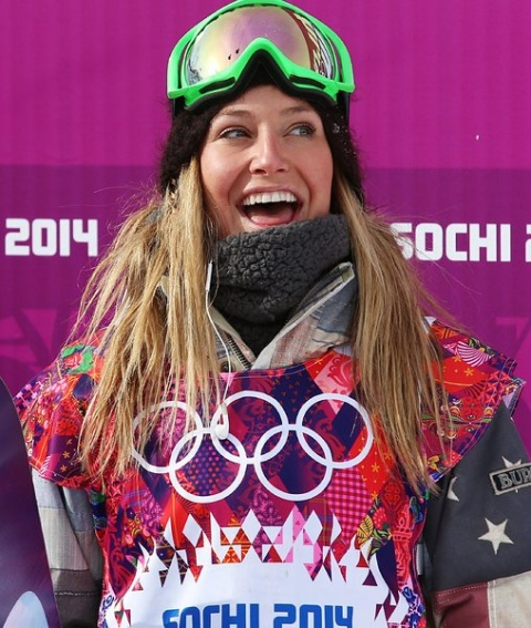 Bulgaria: Jamie Anderson Wins Women's Slopestyle Olympic Gold