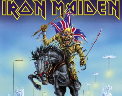 Bulgaria: Iron Maiden to Play in Sofia in June