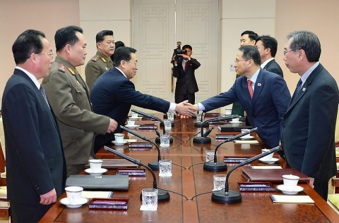 Bulgaria: North, South Korea Hold Family Reunion Talks