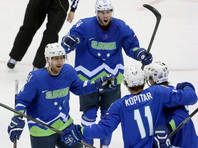 Bulgaria: Men's Ice Hockey Playoffs Kick Off in Sochi
