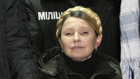 Bulgaria: Freed Tymoshenko Speaks to Packed Maidan