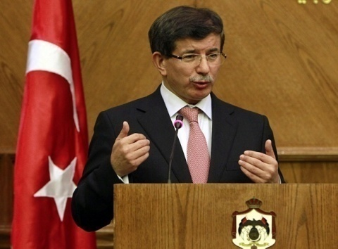 Bulgaria: Turkish FM Davutoglu on Official Visit to Bulgaria