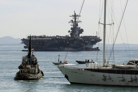 Bulgaria: US Warship Given Passage through Turkish Black Sea Straits