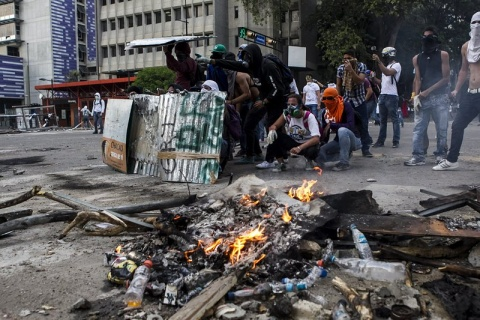 Bulgaria: At Least 2 More Dead in Ongoing Venezuela Protests