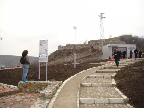 Bulgaria: Ancient Roman Fortress Restored in Bulgaria's Montana