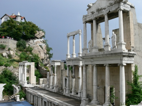 Bulgaria: Number of Tourists in Bulgaria's Plovdiv On the Rise