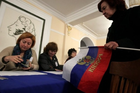 Bulgaria: Exit Poll: 93% of Voters in Crimea Referendum Back Russia Union