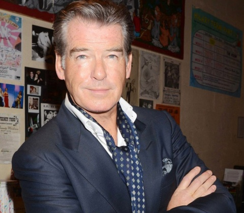 Bulgaria: Pierce Brosnan Supports Sofia For Capital of Culture