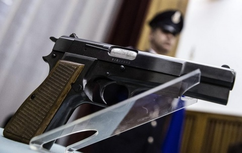 Bulgaria: Gun Used Against Pope John Paul II to Be Exhibited In Polish Museum