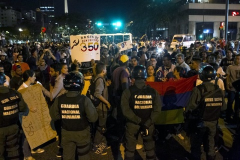 Bulgaria: Renewed Clashes in Venezuela after Police Detains Mayors