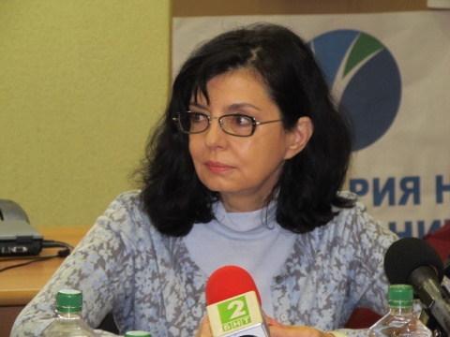 Bulgaria: Meglena Kuneva Heads Reformist Bloc's EU Elections List