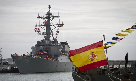 Bulgaria: Second US Destroyer to 'Support Ukraine' in Black Sea