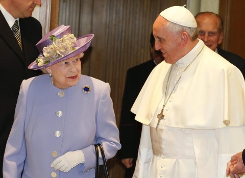 Bulgaria: Queen Elizabeth to Meet Pope Francis