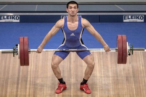 Bulgaria: Ivaylo Filev Wins European Weightlifting Gold