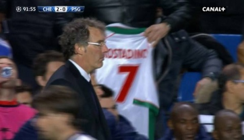 Bulgaria: Bulgarian Prank for Laurent Blanc at Stamford Bridge