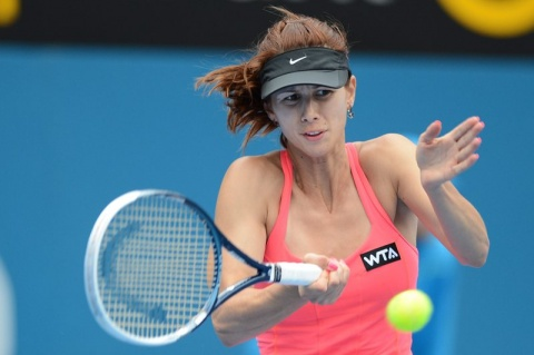 Bulgaria: Tsvetana Pironkova Defeated by Shahar Peer in Katowice
