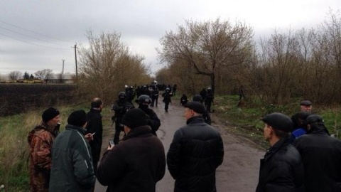 Bulgaria: Police Raid in Ukraine's Slaviansk Leaves at least 1 Dead