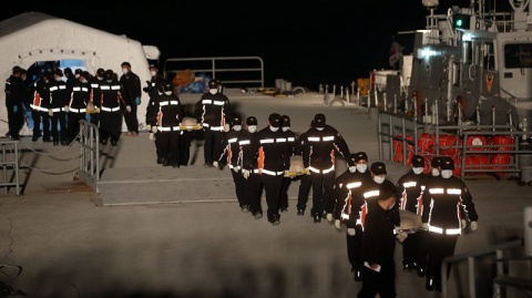 Bulgaria: South Korean Ferry Death Toll at 108