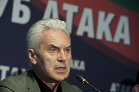 Bulgaria: Volen Siderov to Lead Ataka's EU Elections List