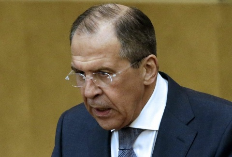 Bulgaria: Lavrov Warns Russia Could Act in Ukraine as It Did in Georgia