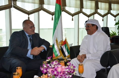 Bulgaria: Boyko Borisov Vows Direct Flight Sofia-United Arab Emirates in 2015